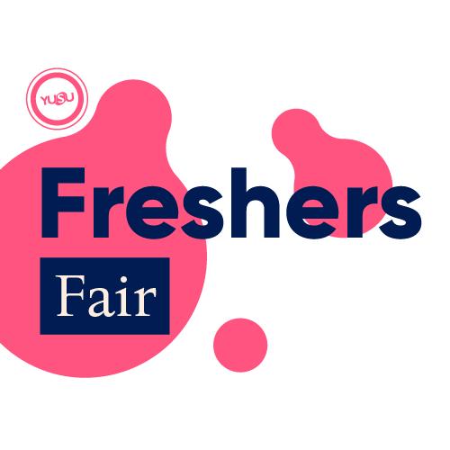 freshers fair yusu