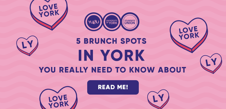 5 brunch spots in York you really need to know about
