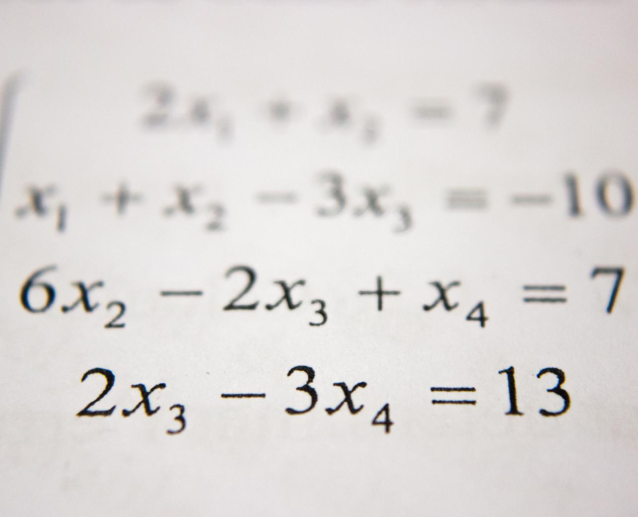 Mathematics Society (MathSoc)