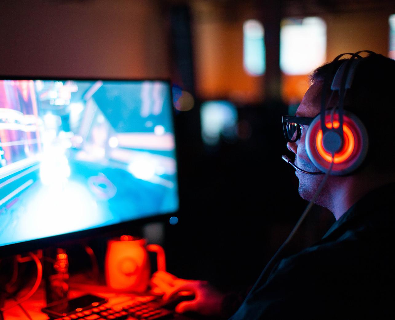 Video Gaming and Lan Society (FragSoc)