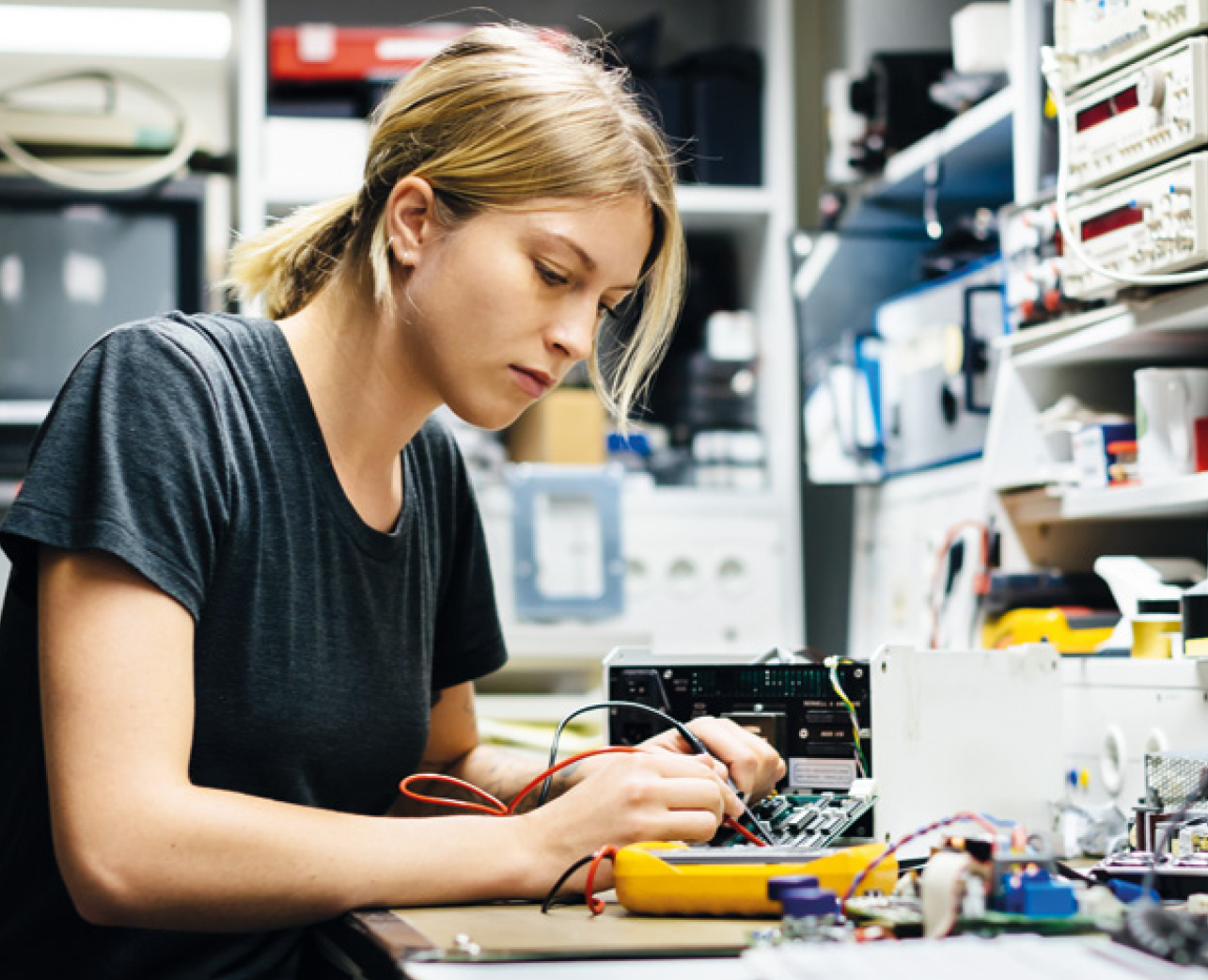 Supporting Women in Engineering at York (SWEY)