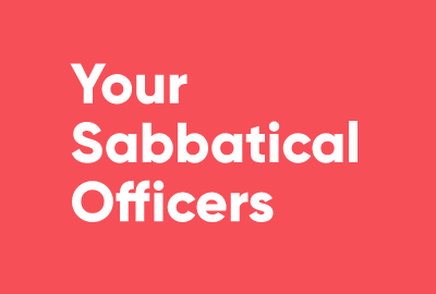Your Sabbatical Officers